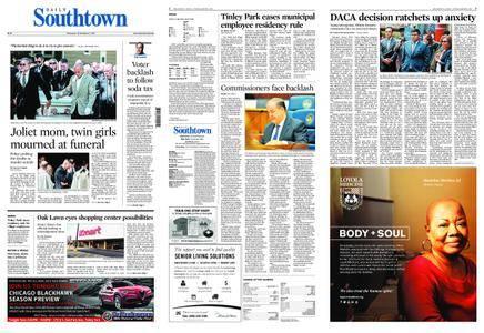 Daily Southtown – September 07, 2017