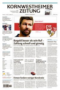 Kornwestheimer Zeitung - 13. Februar 2019