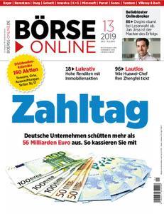 Börse Online – 28. März 2019