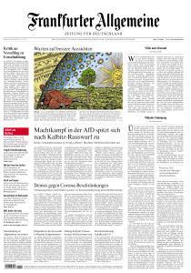 Frankfurter Allgemeine Zeitung - 18 Mai 2020