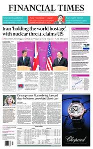 Financial Times UK – May 09, 2019