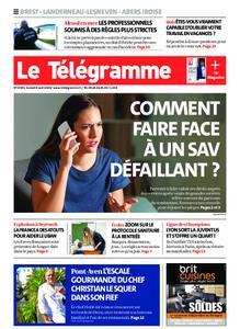 Le Télégramme Landerneau - Lesneven – 08 août 2020