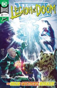 Justice League 022 2019