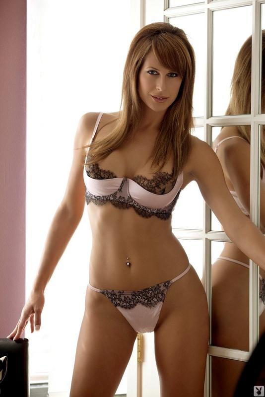 Nadia Larysa - Playboy's Busty Babes
