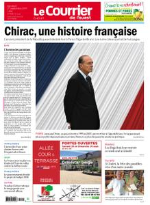 Le Courrier de l'Ouest Cholet – 27 septembre 2019