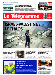 Le Télégramme Ouest Cornouaille – 15 mai 2021