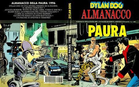 Dylan Dog - Almanacco Della Paura 1996 - Il Mondo Perduto