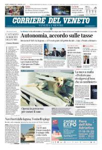 Corriere del Veneto Venezia e Mestre – 14 febbraio 2019