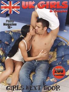 Sex Amateurs UK Adult Photo Magazine - December 2019