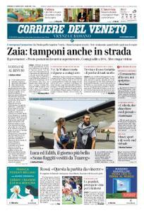 Corriere del Veneto Vicenza e Bassano – 15 marzo 2020