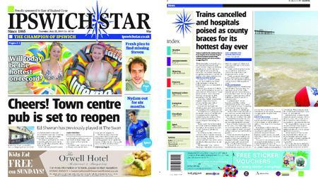 Ipswich Star – July 25, 2019
