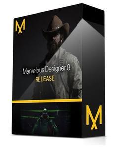 Marvelous Designer 8 v4.2.301.41750 (x64) Multilingual