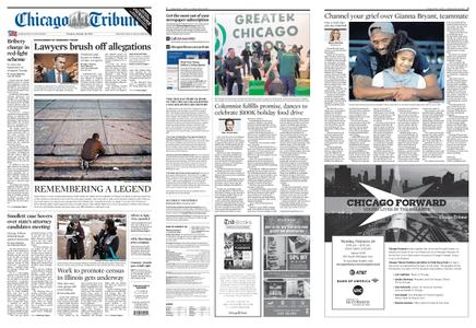 Chicago Tribune – January 28, 2020
