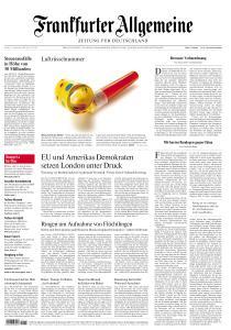 Frankfurter Allgemeine Zeitung - 11 September 2020