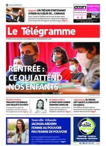 Le Télégramme Quimper – 23 août 2021