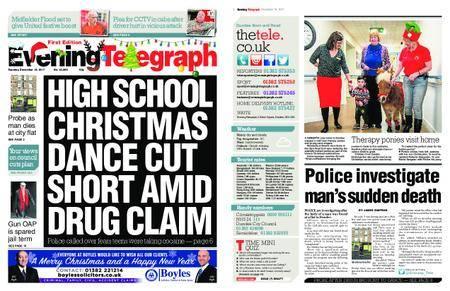 Evening Telegraph First Edition – December 19, 2017