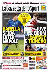 La Gazzetta dello Sport Sicilia – 03 gennaio 2019