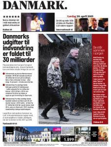 JydskeVestkysten Varde – 20. april 2019