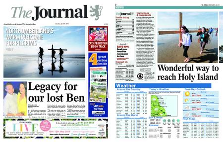 The Journal – April 20, 2019