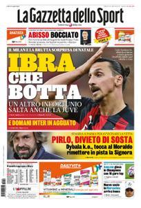 La Gazzetta dello Sport Sicilia – 19 dicembre 2020