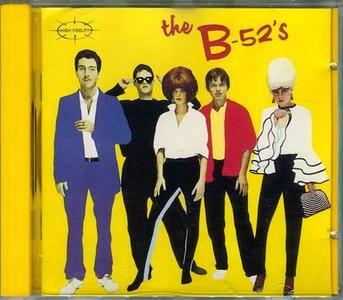 The B-52's - The B-52's (aka Play Loud) (1979)