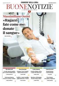Corriere della Sera Buone Notizie - 20 Agosto 2019