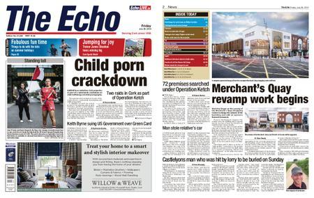 Evening Echo – July 26, 2019