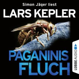 «Paganinis Fluch» by Lars Kepler