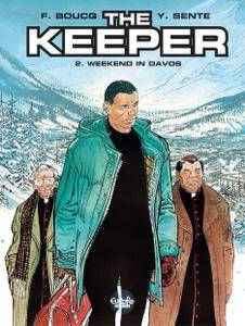 The Keeper 002 - Weekend in Davos 2016 digital The Magicians-Empire