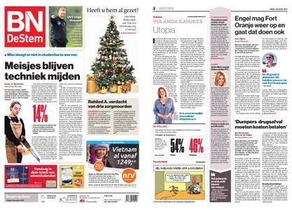 BN DeStem - Bergen op Zoom – 01 december 2017