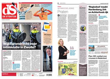 De Stentor - Apeldoorn – 19 november 2018