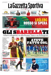 La Gazzetta dello Sport Roma – 30 giugno 2019