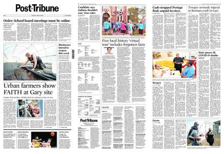 Post-Tribune – April 30, 2020