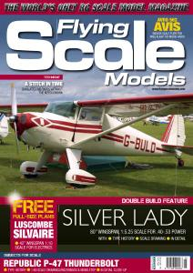 Flying Scale Models - Issue 246 - May 2020