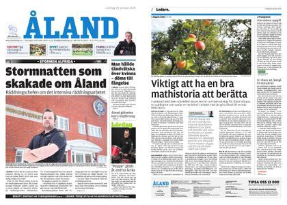 Ålandstidningen – 26 januari 2019