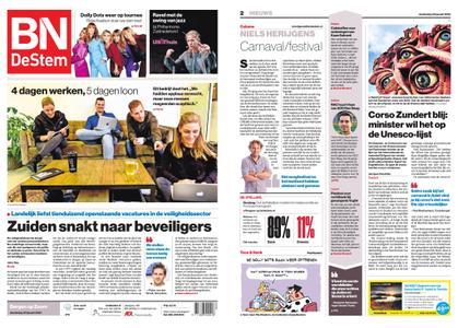 BN DeStem - Bergen op Zoom – 30 januari 2020