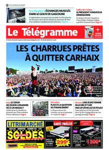 Le Télégramme Guingamp – 10 janvier 2020
