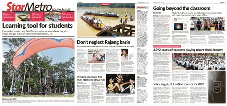 The Star Malaysia - Metro South & East – 01 July 2019