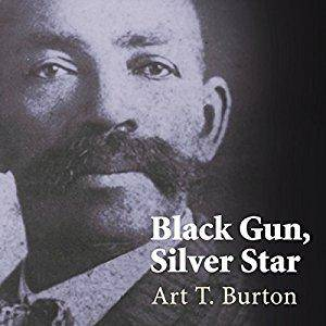 Black Gun, Silver Star: The Life and Legend of Frontier Marshal Bass Reeves [Audiobook]