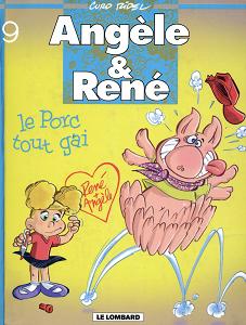 Angèle & René - Tome 9 - Le Port Tout Gai