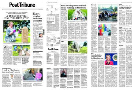 Post-Tribune – July 14, 2020