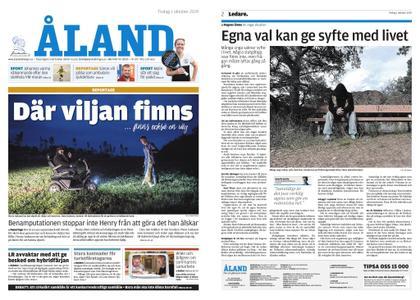 Ålandstidningen – 01 oktober 2019