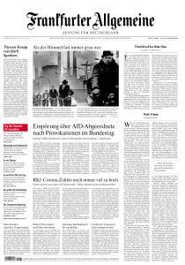 Frankfurter Allgemeine Zeitung - 20 November 2020
