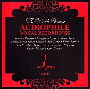 Various Artists - The World's Greatest Audiophile Vocal Recordings (2006) MCH PS3 ISO + Hi-Res FLAC