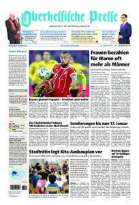 Oberhessische Presse Marburg/Ostkreis - 21. Dezember 2017