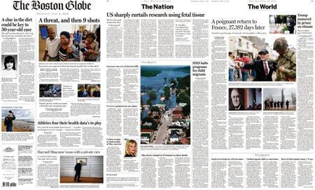 The Boston Globe – June 06, 2019