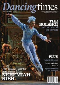 Dancing Times - January 2012