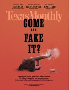 Texas Monthly - June 2021