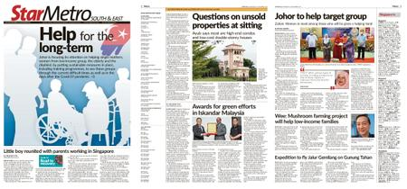 The Star Malaysia - Metro South & East – 16 September 2020