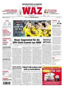 WAZ Westdeutsche Allgemeine Zeitung Oberhausen-Sterkrade - 19. Februar 2018